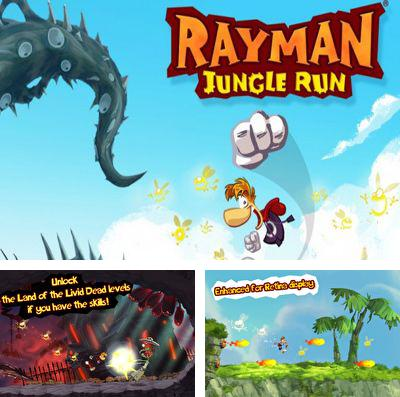 In addition to the game 2014 Super moto racing for iPhone, iPad or iPod, you can also download Rayman Jungle Run for free.