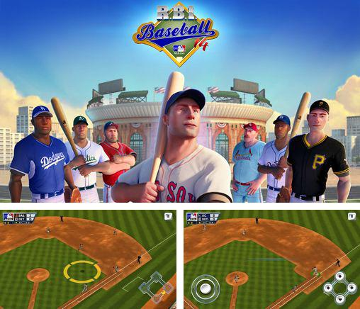 In addition to the game Neon Shadow for iPhone, iPad or iPod, you can also download R.B.I. Baseball 14 for free.