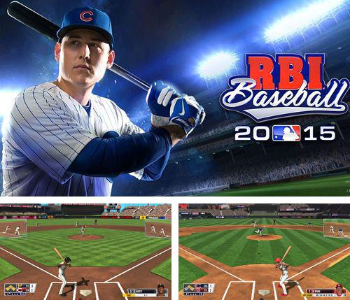 In addition to the game Elements Defender for iPhone, iPad or iPod, you can also download R.B.I. Baseball 15 for free.