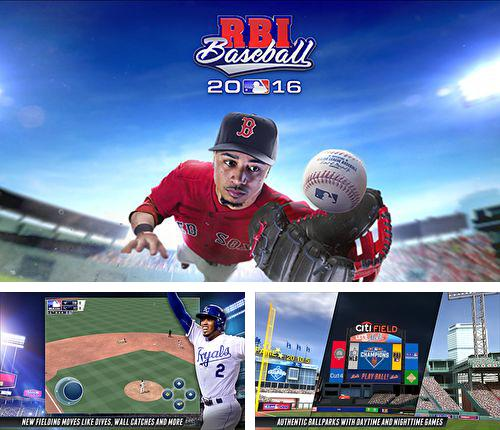 In addition to the game Race Of Champions for iPhone, iPad or iPod, you can also download R.B.I. Baseball 16 for free.