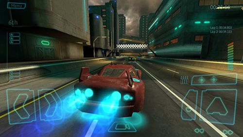 Kostenloses iPhone-Game Reaction Drive herunterladen.