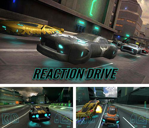 In addition to the game Cybernarium for iPhone, iPad or iPod, you can also download Reaction drive for free.