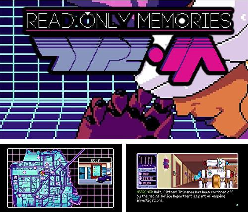 Download Read only memories: Type-M iPhone free game.