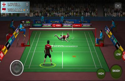 Free Real Badminton download for iPhone, iPad and iPod.
