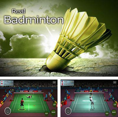 In addition to the game Rope'n'fly 4 for iPhone, iPad or iPod, you can also download Real Badminton for free.