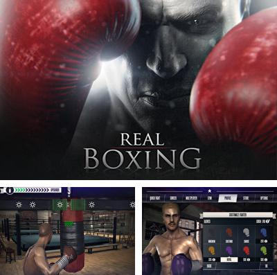 In addition to the game Greedy Penguins for iPhone, iPad or iPod, you can also download Real Boxing for free.