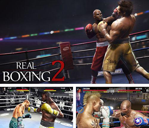 In addition to the game Spider-Man unlimited for iPhone, iPad or iPod, you can also download Real boxing 2 for free.