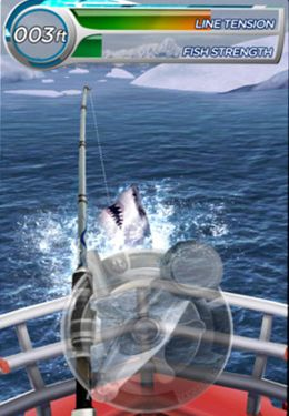 Download Real Fishing 3D iPhone free game.