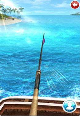 Descarga gratuita de Real Fishing 3D para iPhone, iPad y iPod.
