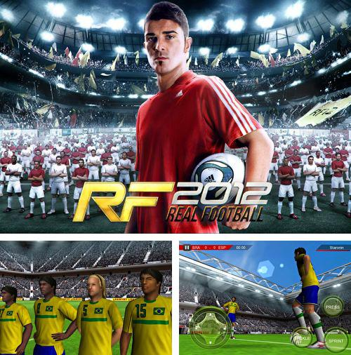 In addition to the game Badass trial race for iPhone, iPad or iPod, you can also download Real football 2012 for free.