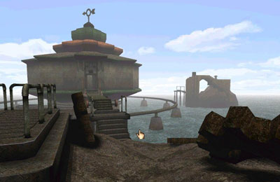 Download Real Myst iPhone free game.