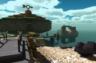 Capturas de pantalla del juego Real Myst para iPhone, iPad o iPod.