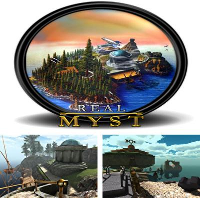 In addition to the game Dark sword for iPhone, iPad or iPod, you can also download Real Myst for free.