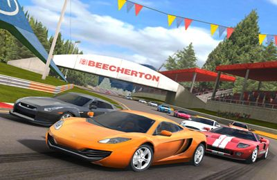 Descarga gratuita de Real Racing 2 para iPhone, iPad y iPod.