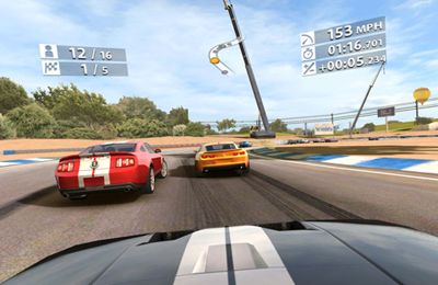 Écrans du jeu Fast and Furious: Pink Slip pour iPhone, iPad ou iPod.