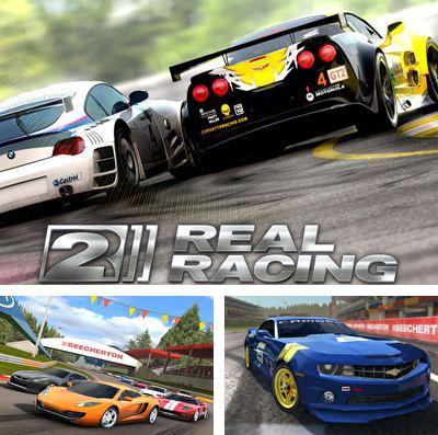 In addition to the game Volt for iPhone, iPad or iPod, you can also download Real Racing 2 for free.