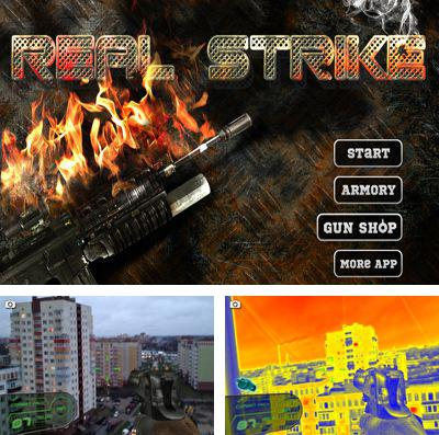 In addition to the game Battleship Craft for iPhone, iPad or iPod, you can also download Real Strike for free.