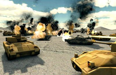 Descarga gratuita de Real Tank para iPhone, iPad y iPod.