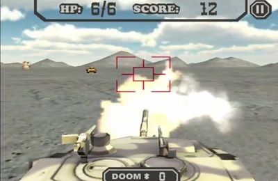 Screenshots do jogo Real Tank para iPhone, iPad ou iPod.