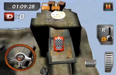 Capturas de pantalla del juego RealParking3D Cappuccino para iPhone, iPad o iPod.