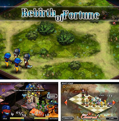 In addition to the game Crazy gears for iPhone, iPad or iPod, you can also download Rebirth of fortune for free.