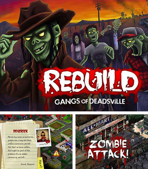 In addition to the game Gnumz: Masters of defense for iPhone, iPad or iPod, you can also download Rebuild 3: Gangs of Deadsville for free.
