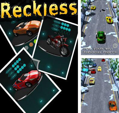 In addition to the game Medieval wars: Strategy and tactics for iPhone, iPad or iPod, you can also download Reckless for free.