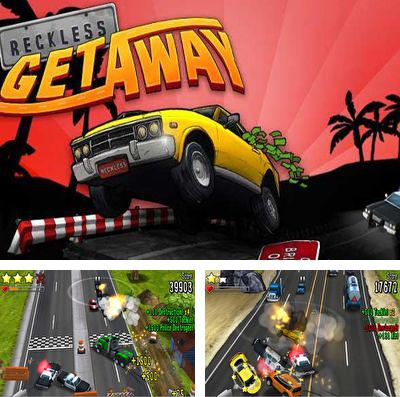 In addition to the game Divide By Sheep for iPhone, iPad or iPod, you can also download Reckless Getaway for free.
