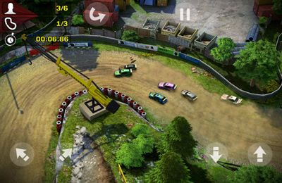 Descarga gratuita de Reckless Racing 2 para iPhone, iPad y iPod.
