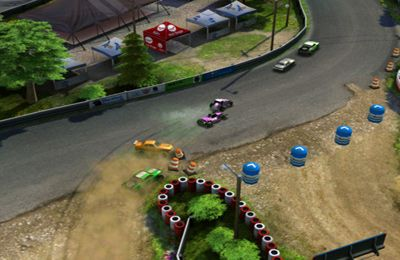 Игра Reckless Racing 2 для iPhone