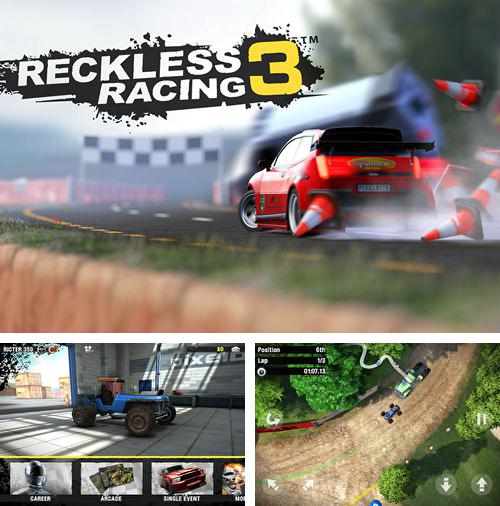 In addition to the game Pipeland for iPhone, iPad or iPod, you can also download Reckless racing 3 for free.