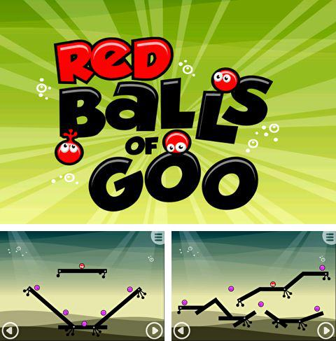 In addition to the game Abyss: the Wraiths of Eden for iPhone, iPad or iPod, you can also download Red balls of Goo for free.