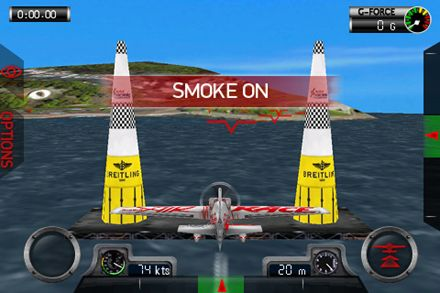 Kostenloser Download von Red Bull air race World championship für iPhone, iPad und iPod.
