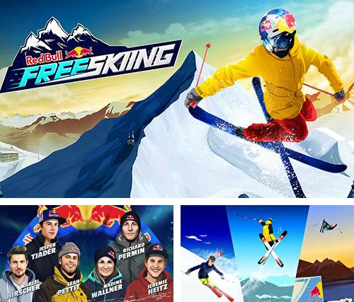 In addition to the game After war: Tanks of freedom for iPhone, iPad or iPod, you can also download Red Bull free skiing for free.