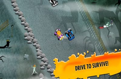 Download Red Bull Kart Fighter World Tour iPhone free game.