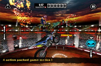 Игра Red Bull X-Fighters 2012 для iPhone