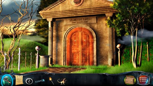 Capturas de pantalla del juego Red Crow Mysteries: Legion para iPhone, iPad o iPod.