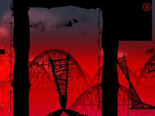 Capturas de pantalla del juego Red game without a great name para iPhone, iPad o iPod.