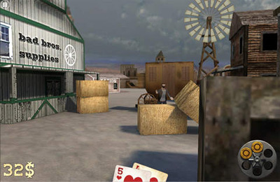 Capturas de pantalla del juego Red Gun para iPhone, iPad o iPod.
