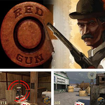 In addition to the game Clickbait: Tap to fish for iPhone, iPad or iPod, you can also download Red Gun for free.
