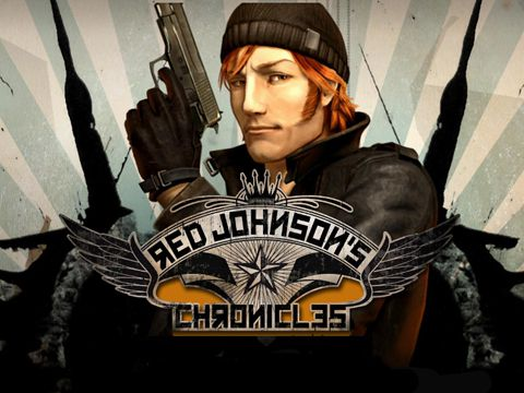 Red Johnson's сhronicles