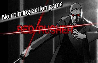 Écrans du jeu Red Rusher pour iPhone, iPad ou iPod.