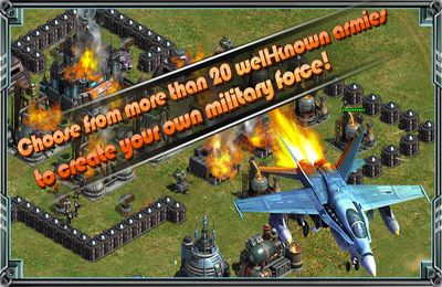 Download Red Warfare iPhone free game.