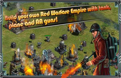 Descarga gratuita de Red Warfare para iPhone, iPad y iPod.