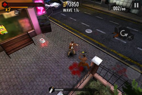 Скачати Redeemer: Mayhem на iPhone безкоштовно.