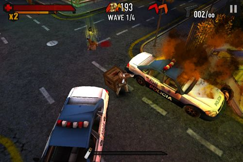 Гра Redeemer: Mayhem для iPhone