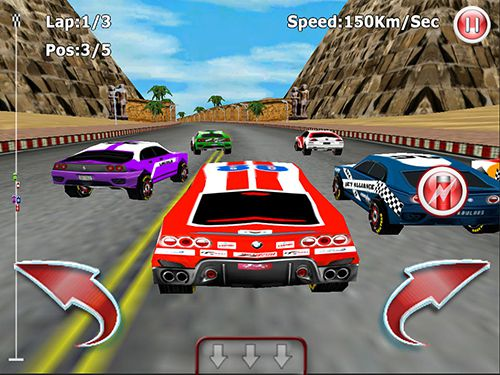 Download Redline: Race iPhone free game.