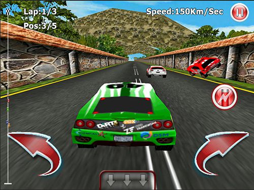 Free Redline: Race download for iPhone, iPad and iPod.