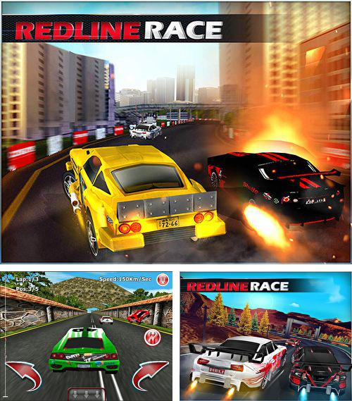 In addition to the game King's Legend for iPhone, iPad or iPod, you can also download Redline: Race for free.