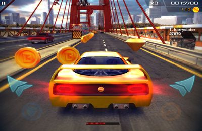 Descarga gratuita de Redline Rush para iPhone, iPad y iPod.